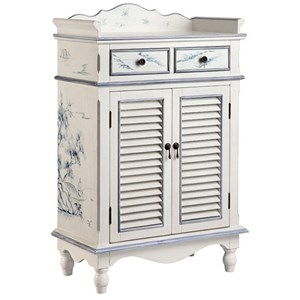 Morris Home Furnishings Cabinets Willow Cabinet