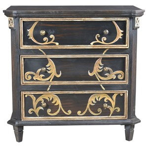 Morris Home Furnishings Cabinets Khan Cabinet