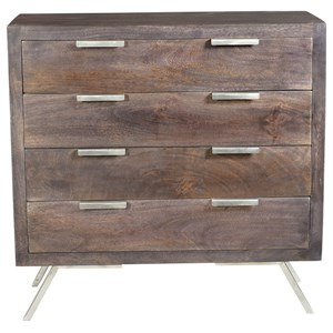 Morris Home Cabinets Hector Accent Chest