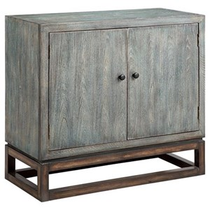 Morris Home Furnishings Cabinets Gary 2-Door Cabinet