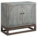 Morris Home Cabinets Gary 2-Door Cabinet - Item Number: 13499