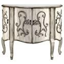 Morris Home Cabinets Coffer 4-Door Cabinet - Item Number: 13506