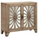Morris Home Cabinets Pope 2-Door Mirror Cabinet - Item Number: 13539