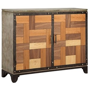 Morris Home Furnishings Cabinets Mosher 2-Door Cabinet