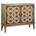 Morris Home Cabinets Veranda 2-Door Cabinet - Item Number: 13547