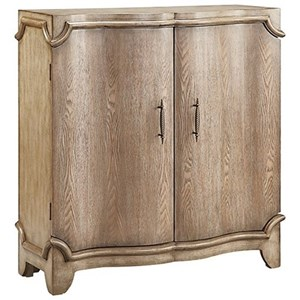 Morris Home Furnishings Cabinets Estancia 2-Door Cabinet