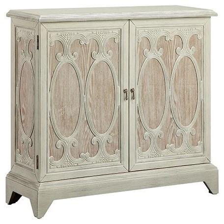 Daphne 2-Door Cabinet