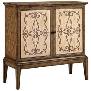 Morris Home Cabinets Veronica Accent Cabinet