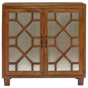 Morris Home Furnishings Cabinets Silla 2 Door Cabinet