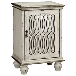 Morris Home Furnishings Cabinets 1-Door Cabinet