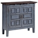 Morris Home Cabinets 2-Door Cabinet - Item Number: 13676