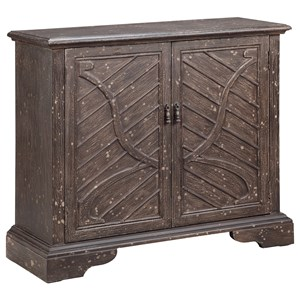 Morris Home Furnishings Cabinets 2-Door Cabinet