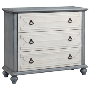 Morris Home Furnishings Cabinets 3-Drawer Chest