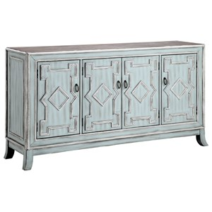 Morris Home Furnishings Cabinets Accent Chest