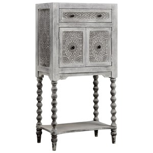 Morris Home Furnishings Cabinets Accent Table