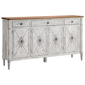 Morris Home Cabinets Accent Chest