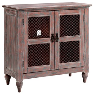 Morris Home Furnishings Cabinets 2- Door Cabinet
