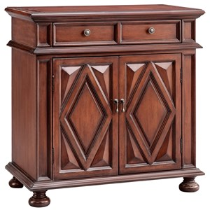 Morris Home Furnishings Cabinets 2- Door 2-Drawer Cabinet