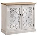 Morris Home Cabinets 2-Door Cabinet - Item Number: 13708