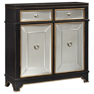 Morris Home Furnishings Cabinets Rimi Chest