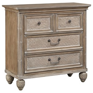 Morris Home Furnishings Cabinets Wayland Chest