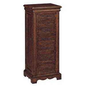 Morris Home Cabinets Jewelry Armoire