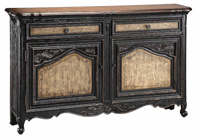 Stein World Cabinets Narrow Sideboard - Item Number: 57339