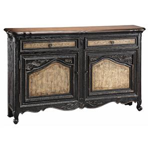 Morris Home Furnishings Cabinets Narrow Sideboard