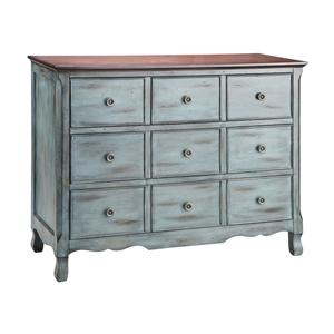 Morris Home Furnishings Chests 3 Drawer Chest