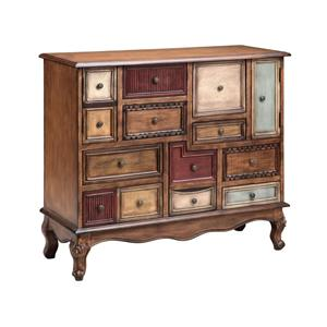 Stein World Chests Shelby 9-Drawer, 2-Door Cabinet
