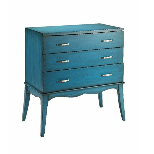 Stein World Chests 3 Drawer Accent Chest - Item Number: 13020