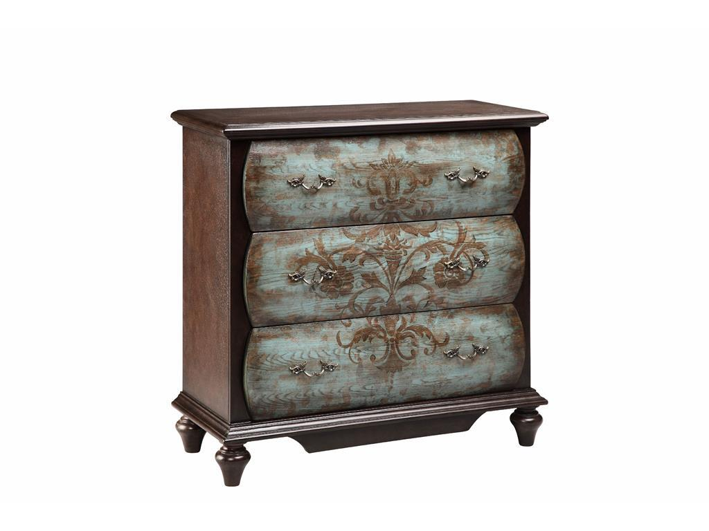 Stein World Chests 3 Drawer Accent Chest Adcock Furniture Occasional Cabinet
