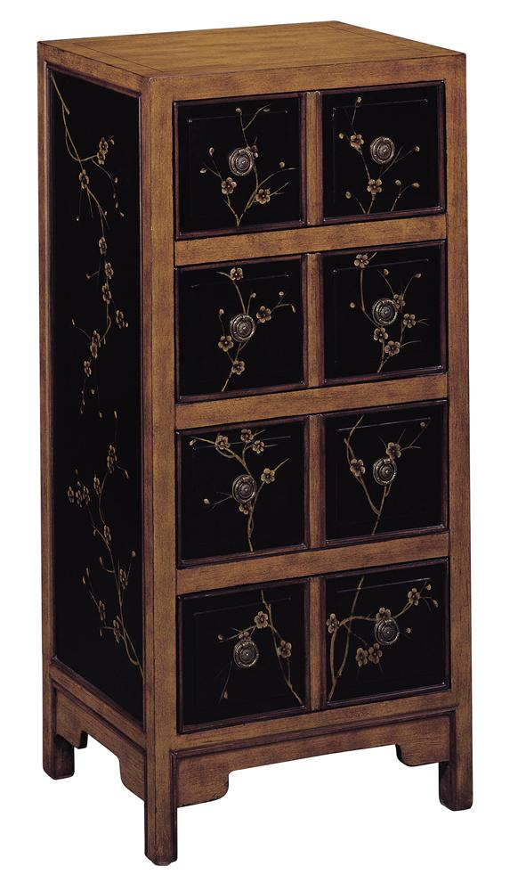 Stein World Chests Tall 4 Drawer Chest - Item Number: 42413