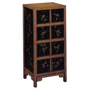 Morris Home Furnishings Chests Tall 4 Drawer Chest