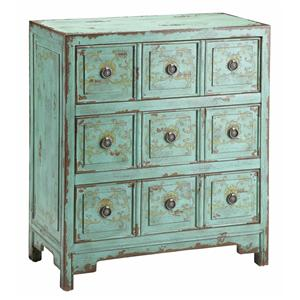 Morris Home Furnishings Chests Apothecary Chest