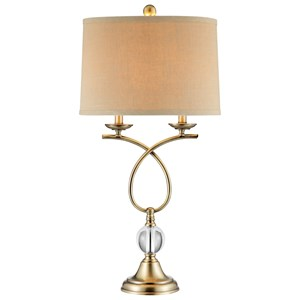 Stein World Lamps Lupton Lamp