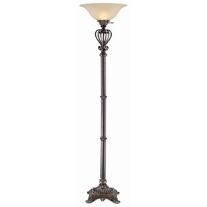 Stein World Lamps Lyon Torchiere Lamp