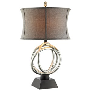 Stein World Lamps Trinity Table Lamp