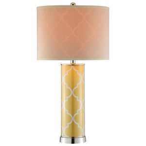 Stein World Lamps Casablanca Table Lamp