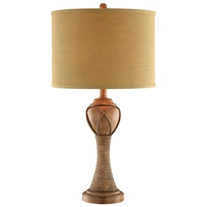 Stein World Lamps Parrilla Table Lamp