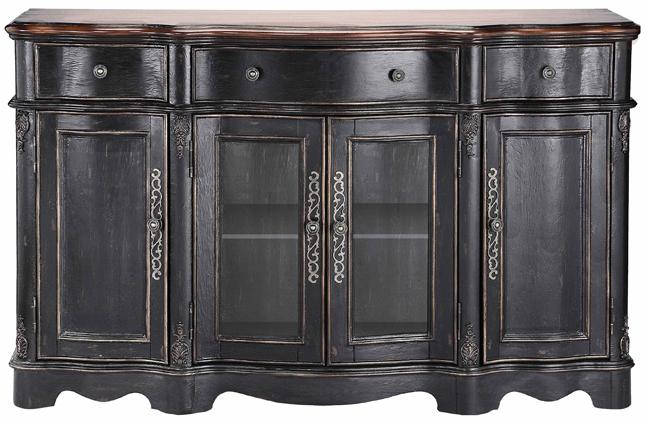 Stein World Media Consoles Media Console W 3 Drawers Value City Furniture Tv Stands
