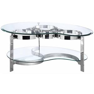 Stein World Mercury Freeman Cocktail Table