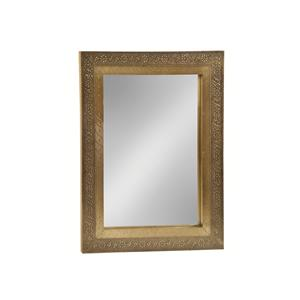Stein World Mirrors Brass Framed Mirror