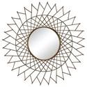 Stein World Mirrors Zelda Wall Mirror - Item Number: 16630