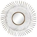 Stein World Mirrors Trippton Wall Mirror - Item Number: 16633