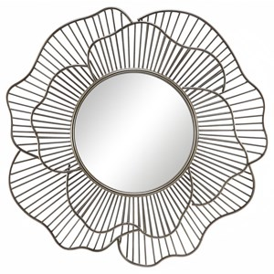 Stein World Mirrors Denia Wall Mirror