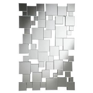 Stein World Mirrors Brigitte Maze Tile Glass Mirror