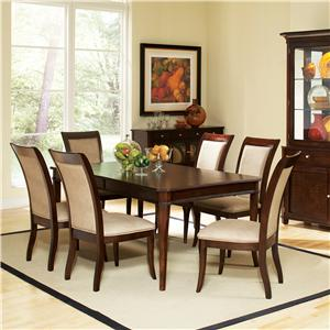 Steve Silver Marseille 5Pc Dining Room