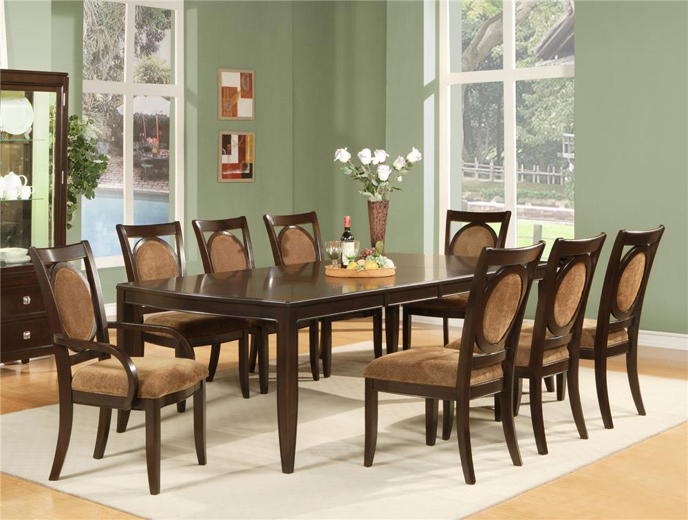 Steve Silver Montblanc 7Pc Dining Room - Item Number: MB-7PC
