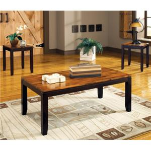 Morris Home Abaco 3 Pack of Tables